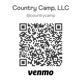 Country Camp Venmo